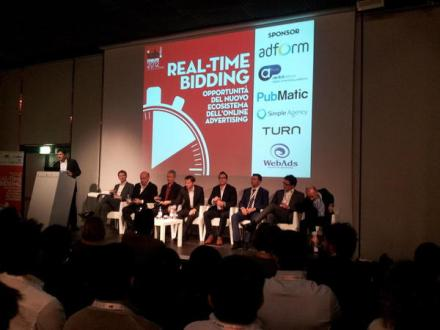 Real Time Bidding Iab Forum Italia 2012
