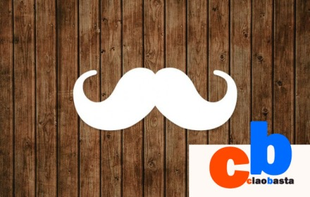 ciaobasta movember logo amsterdam